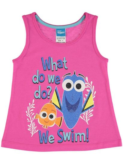 Toddler Girls Dory Top