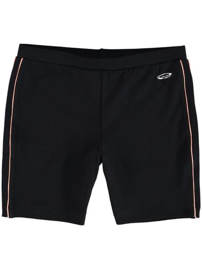 Elite Piped Bike Short Womens