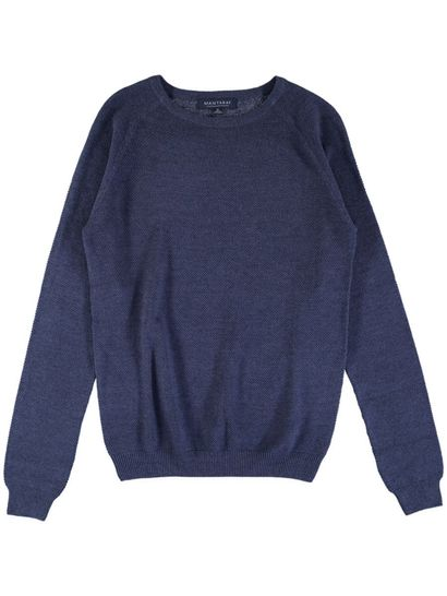 Mens Crew Neck Knitwear