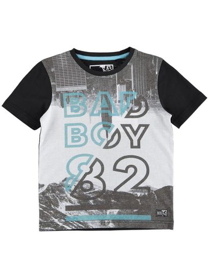 Boys Bad Boy Print Tee
