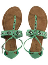 WOMEN STUDDED SANDAL