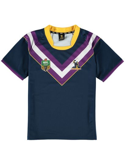Nrl Youth Storm Jersey