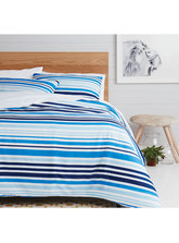 SINGLE BED PRINTED QUILT COVER SET