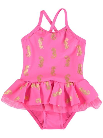 Toddler Girls Tutu Swimsuit