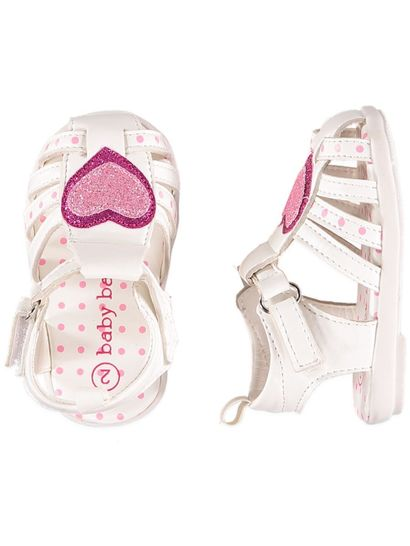 Baby Girl Caged Sandal
