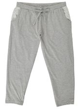 3/4 KNIT CUFFED HEM PANT SLEEPWEAR