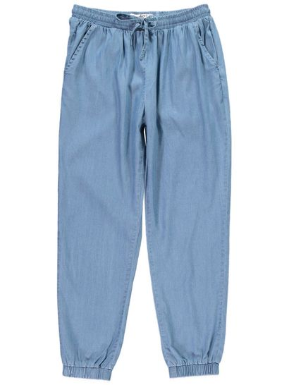 Womens Tencel Relaxed Pant