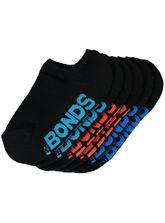 KIDS SOCKS - BONDS 3PK NO SHOW
