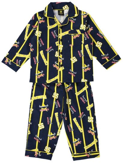 Nrl Toddler Full Flannel Pj