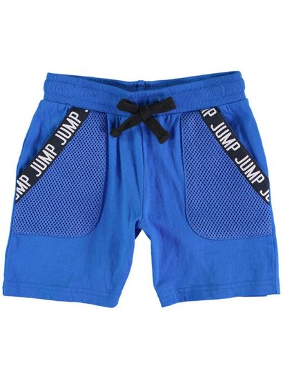 Boys Mesh Pocket Sports Short
