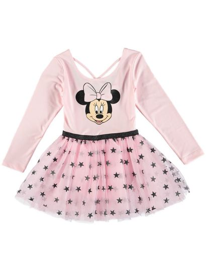 Toddler Girl Minnie Tutu