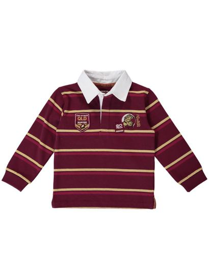 Soo Toddler Rugby Top