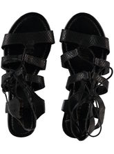 Womens Lace Up Sandal