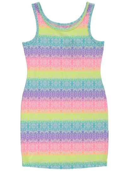 Girls Knit Dres