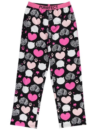 Girls Flannelette Sleep Pants