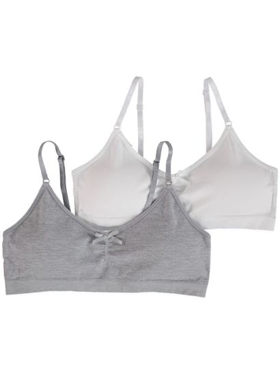 First Seam Free Crop 2 Pack
