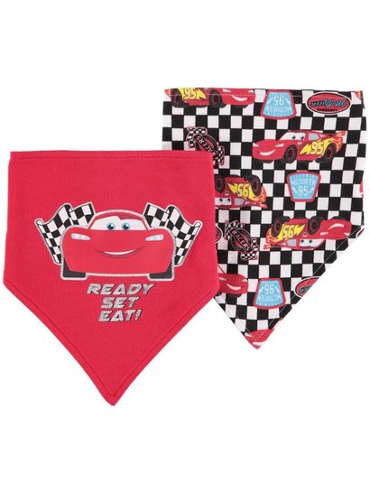 Baby Bib Disney Cars 2 Pack