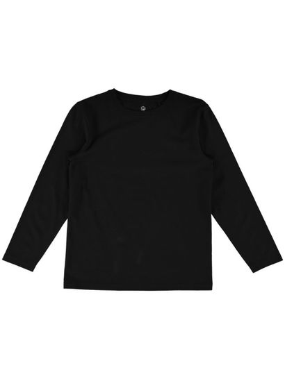 BOYS ORGANIC COTTON LONG SLEEVE TEE