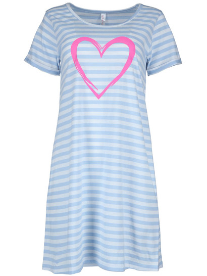 Knit Nightie 100% Cotton