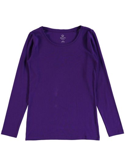 WOMENS ORGANIC COTTON LONG SLEEVE TEE