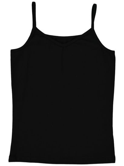 GIRLS PLAIN TANK