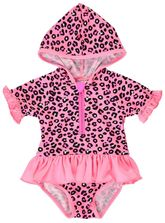 BABY HOODED SWIM