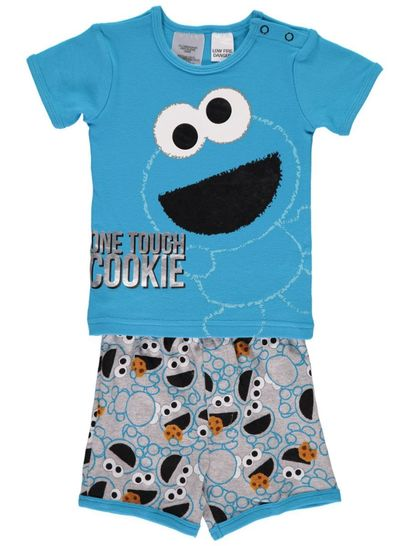 Baby Pj Cookie Monster