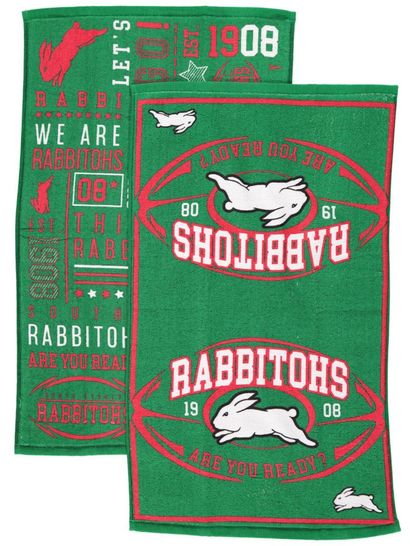 2PK RABBITOHS TEA TOWEL