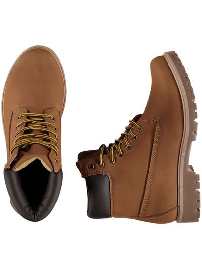 Mens Tan Boot