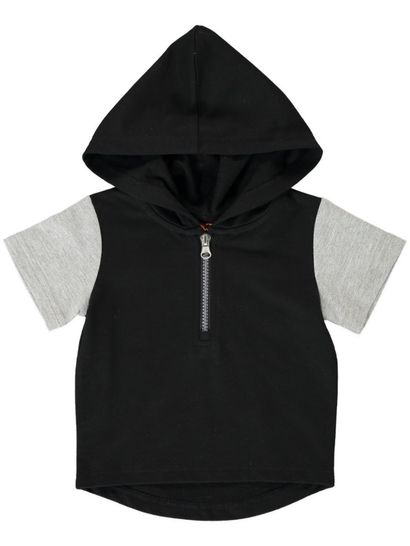 Boys Hooded Tee