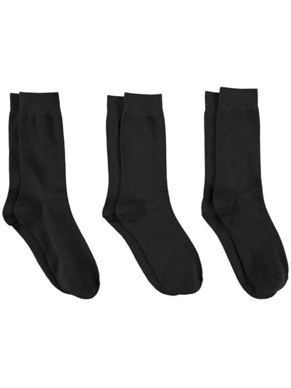 Mens 3Pk Socks