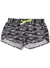 ELITE PRINTED RUNNING SHORT WOMENS