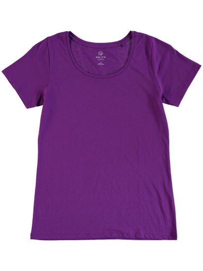 Organic Cotton Tee Womens