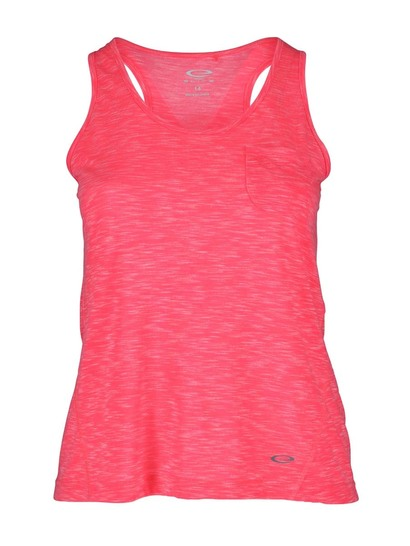 Elite Slogan Tank Womens