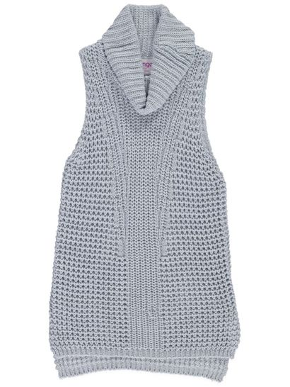 Girls Knit Tank