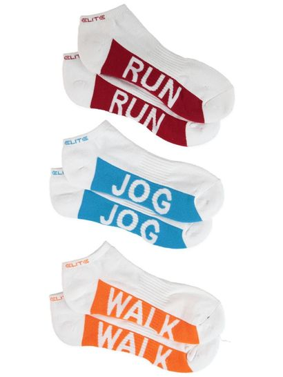 MENS 3 PACK ELITE SPORT SOCK