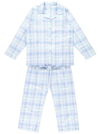 Packet Flannel Womens Pj