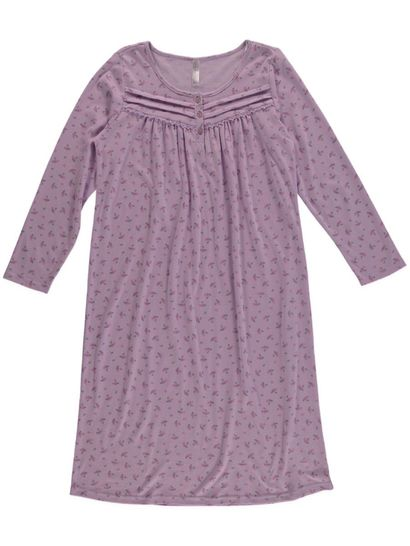 Traditional Knit Nightie Womens Sleep