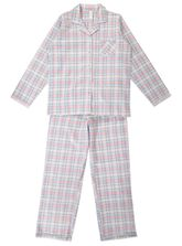 Flannel Pj Womens Sleep