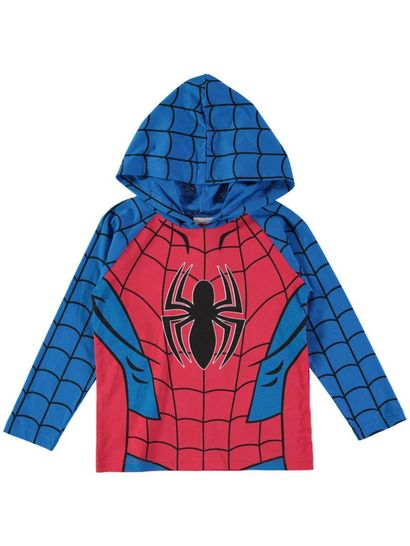 Boys Spiderman Dress Up Tee