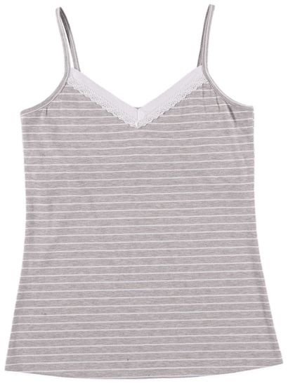 Cami With Shelf Womens Plus Sleepwear