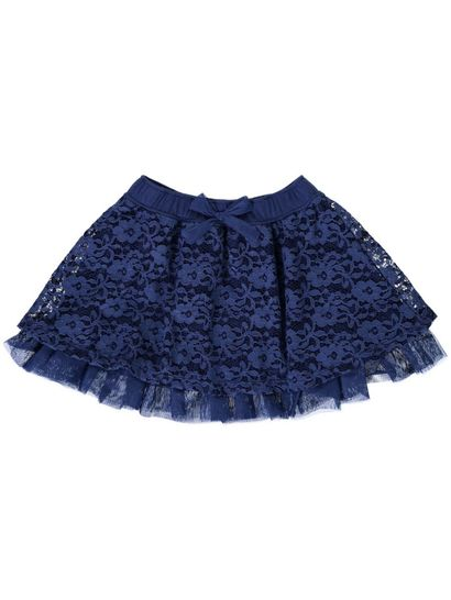 TODDLER GIRLS LACE SKIRT