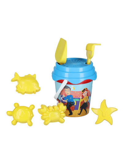 The Wiggles 8Pc Bucket Set