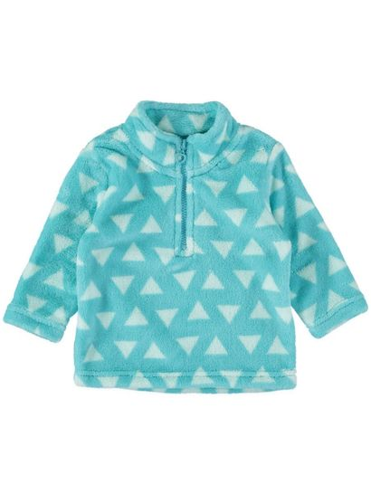 Toddler Girls Coral Fleece Top