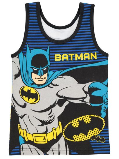 Boys Licence Singlet - Batman