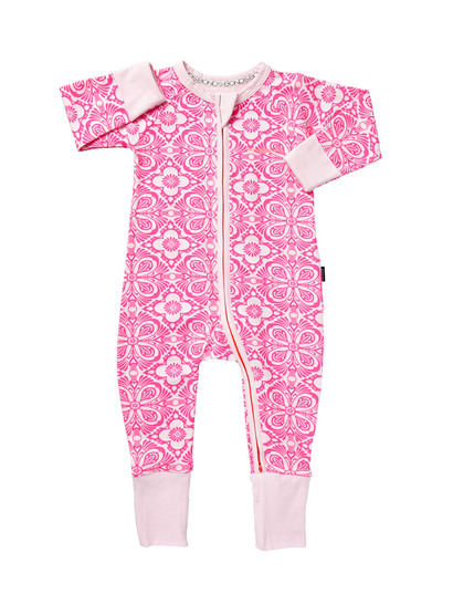 Baby Bonds Zip Wondersuit