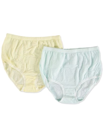 DIAMOND JACQUARD 2PK FULL BRIEF WOMENS