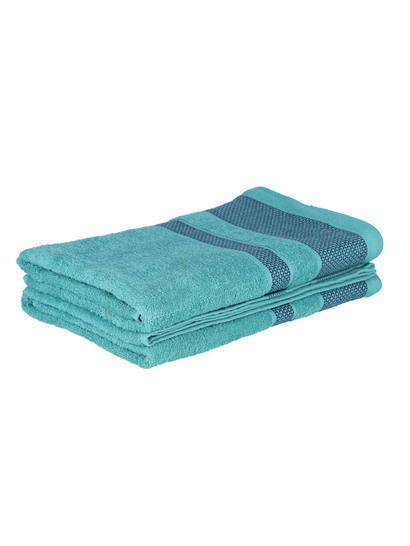 Twin Pack Bath Sheet