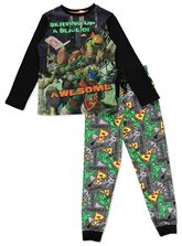 BOYS PYJAMA TEENAGE MUTANT NINJA TURTLE