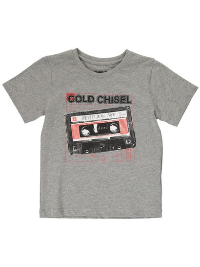 Boys Cold Chisel Tee